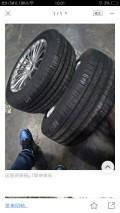 阿特兹在途虎买轮胎换了4条