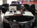 西安上尚丰田皇冠专业音响改装实力店 德国RS A40功放