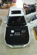 江西南昌奥迪A4L升级改装原厂全液晶仪表大屏导航多功能按键