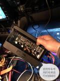 现代名图改装西玛音乐宝盒S600 大功率推低音炮声音更好听