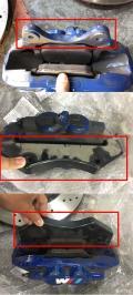 宝马三系年末作业:宝马M4原厂刹车与锻造轮毂定制详细历程!