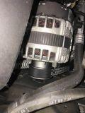 沃尔沃S90发动机舱部件腐蚀检查和预防