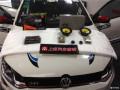 西安 --大众POLO汽车音响系统性全面改装系统