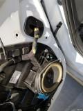 寿光起亚k5在寿光龙腾汽车音响改装升级哈bose音响