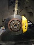 这样装刹车盘正确吗?