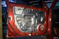 重庆--长安CS35:全车隔音+升级音响