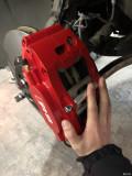领驭上大四卡钳…奥迪TT锻造轮毂…增配钥匙…自动大灯…