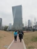 在桂溪生态公园走走