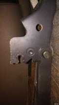 拆车件恢复原厂设计――第三排座椅折叠沉降