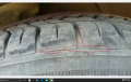 求助:过年高速长途米其林2.1万公里的前胎有细小的裂纹,能跑吗?