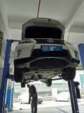 雷克萨斯RX升级日本KYB蓝桶