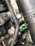 途观刹车助力管单向阀损坏