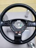 出迈腾b6升级下来的原车件,模块,内饰条,方向盘导航等等