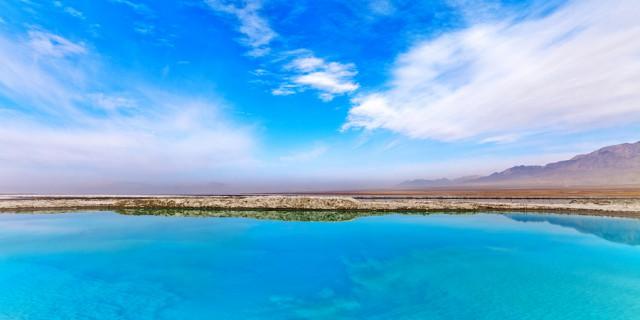 狂野西部冬季版 翡翠湖 水上雅丹 察尔汗可可西里 编辑中请勿推荐