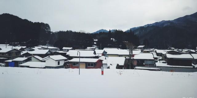 飞雪炙肉――日本升龙道之旅