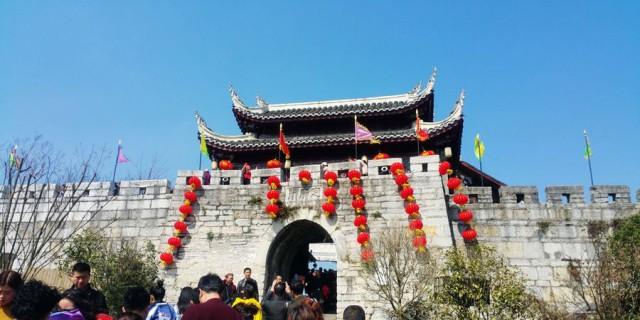 【哈弗H5过旺年】老杨出品:旺年新春游青岩古镇。