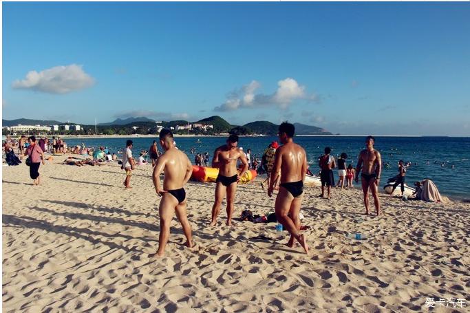 三亚沙滩如下饺子,西沙群岛空荡荡――春节的西沙群岛