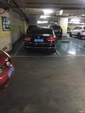 崇文门新世界停车场,停车如此紧张