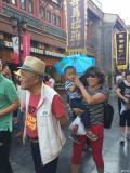 #发现美好生活另一面#带起家人,自驾小昂游天津
