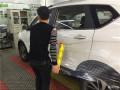 柳州--宝骏560汽车贴膜改装