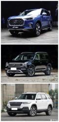 向亲朋好友推荐国产大7座SUV还是这几款好!