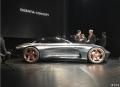 2018纽约车展:Genesis Essentia概念车