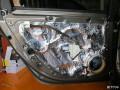 安丘――奥迪A6L汽车音响改装升级 还原车一套应有的音响