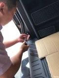 奔驰威霆电动尾门中门安装一键启动。真是方便!看图交流
