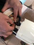【X达人专享】自己动手更换小昂(汽油滤芯)加空调蒸发箱清洗。