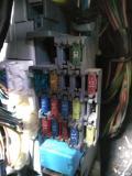 请教大神,马自达6驾驶舱内保险丝盒的具体功能分配问题