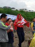 重庆CS35车友联盟与爱卡汽车组织的烧烤活动