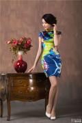 周日下午,爱卡川分俱乐部摄影活动,这次我们拍旗袍美女。。。