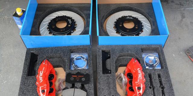 X达人专享-刹车改装与使用报告