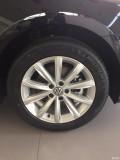 关于帕萨特的轮胎品牌