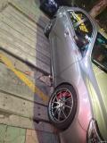 升级轮毂出现在RAYS TE37锻造轮毂带胎