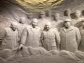 参观蛇口改革开放博物馆
