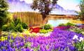 【哈弗五六花卉节】又是一年芳草绿,鲜花港里花静美