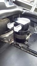 途安2.0加装机油透气壶 看能否减少进气道油腻