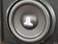番禺沃富林哈弗H9汽车音响改装美国JL超低音 就是这么震撼