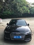 奥迪A4L18款40运动小黑1.6万公里用车感受