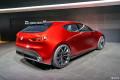 新一代马自达3于明年上市,外观参考概念车-魁
