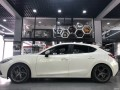 新避震,新轮毂 新轮胎 上车 KW ENKEI Continental