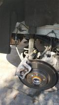 右后轮破了,顺带看一下领克刹车盘,满意
