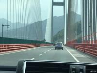 普拉多3.5VXN黔西南、广西处女游(五、北盘江第一桥,红水河)