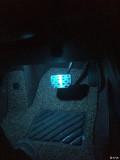 风光580 室内的氛围灯