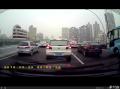 【大整治】沪BHG159本田SUV中环实线变道被市民举报!