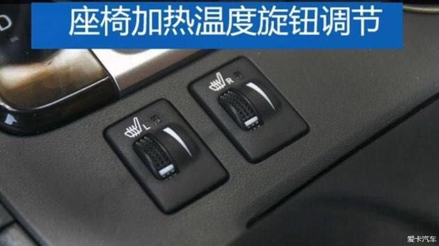 汉兰达汽车灯光开关使用图解_新款汉兰达,详细功能图解!值得收藏。-爱卡汽车网论坛