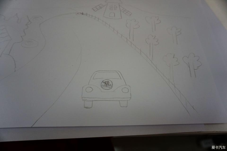 为川藏318线画幅画,我小学中的最美公路红旗心目云阳图片