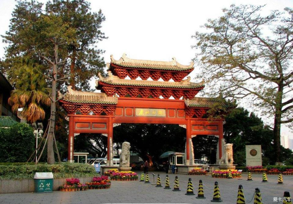 廣東著名的風景區和旅游勝地-惠州西湖