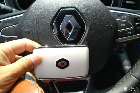 科雷傲2.5L四驱至尊版公园上车作业